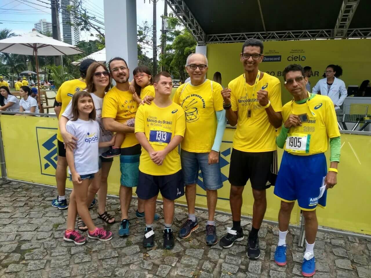 Circuito Banco Do Brasil : Apabb pe participa do circuito banco do brasil de corrida núcleo